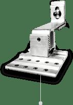 Gancho de Aluminio