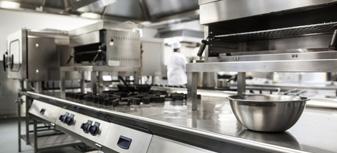 Cozinhas industriais