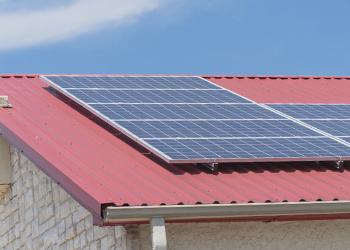Onde é possível instalar um painel solar?