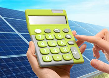 Energia solar econômica